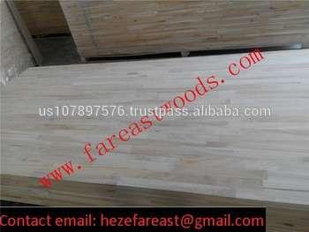 Superieur Paulownia Wood Finger Joint Laminated Board,backing Board For Furniture,paulownia  Wood Funiture Board