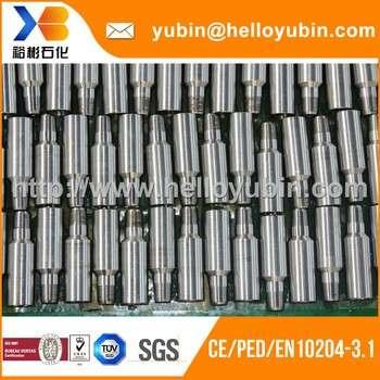 高质量的锻造部件/不锈钢连接件与ISO 9001在中国