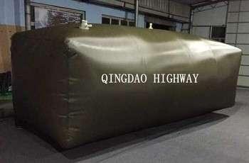 可折叠的PVC或TPU空塑料袋液体运输和储存