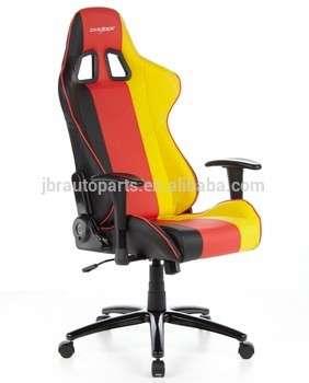 jbr2025皮革adjustorable扶手和金属基汽车座椅风格辨公椅