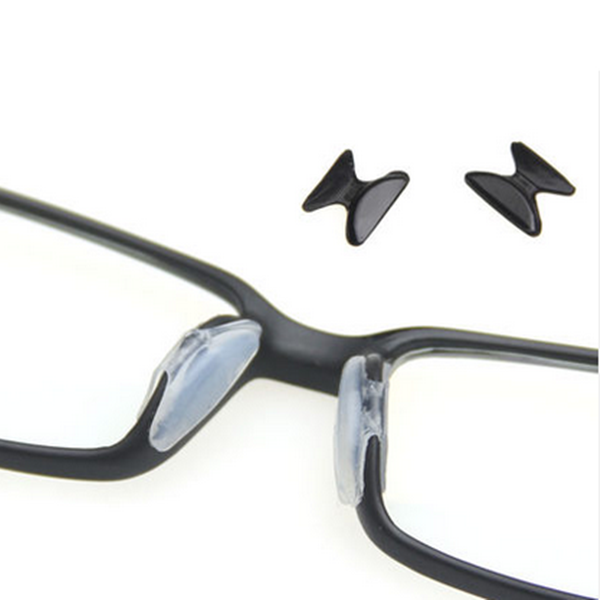 Wholesale Eyeglass Frame Parts Soft Silicone Nose Pad