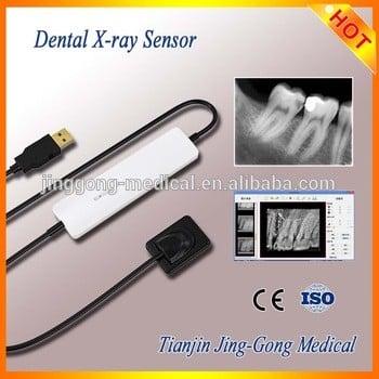 牙科X射线CMOS APS软件和数字传感器