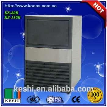 2016热销售制冰机/制冰机/制冰机,用进口压缩机和不锈钢制成冰块