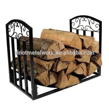 壁炉架及配件铁艺铁架钢制钢制原木支架