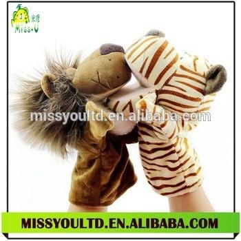 长毛绒玩具制造商直接为孩子的生日礼品