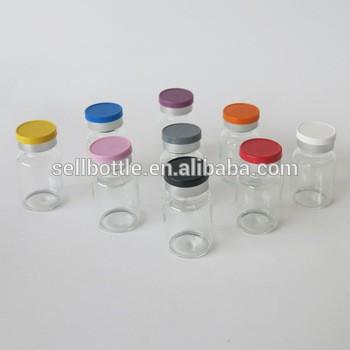优质廉价的清晰的彩色10ml药瓶盖