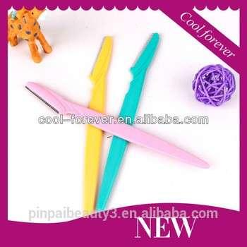 批发3个/集塑料质量最好的修眉刀