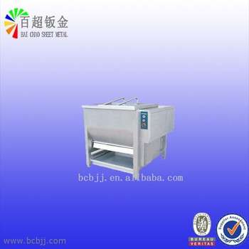 customized stainless steel food processing equipment
