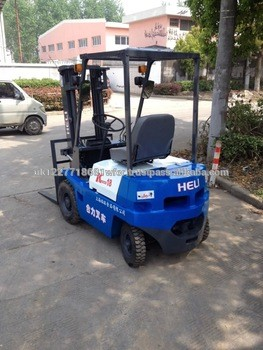 2012 year good quality CPC20 CPC25 Heli forklift