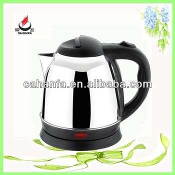 优质沸水不锈钢电水壶