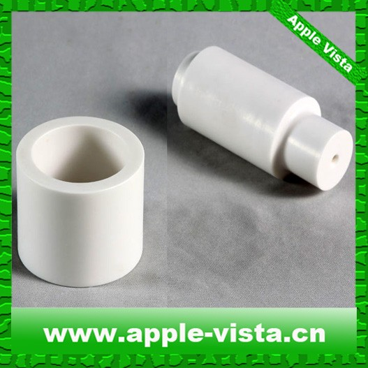 zirconia ceramic Insulation Heat Resistant Electrical Ceramic with manufacture/ black zirconia electric ceramic