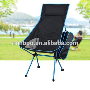 流行的批发定制轻便耐用休息室户外旅行海滩捕鱼折叠折叠椅