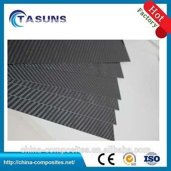 热售&高质量的碳纤维层压板1mm中国供应商出口到世界各地