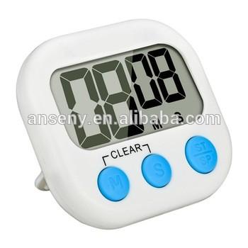 高品质的LED厨房数码定时器60分钟定时器厨房定时器
