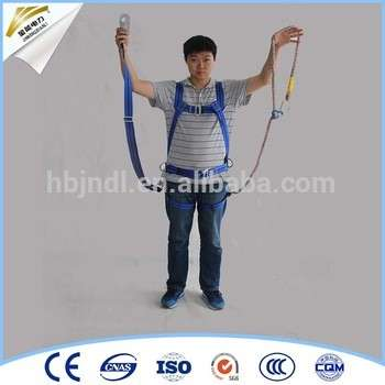 Belt full body harnes safety harness for sale