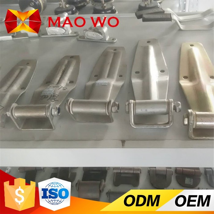 2016 Truck Body Parts And Fittings Double Sided Semi Trailer