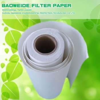 PT-40/76 filter paper for thread machining and grinding process