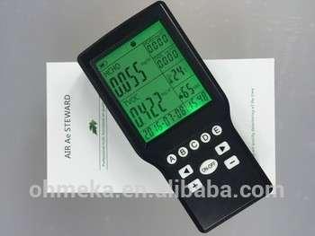 家中的空气质量探测器烟雾探测器手持式气体分析仪的ohmeka jsm-131s