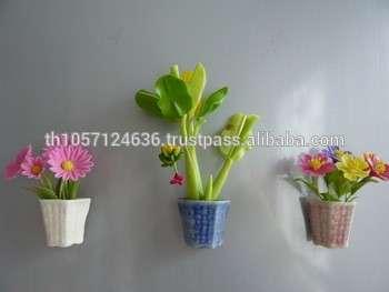 冰箱磁铁,泰国花装饰花