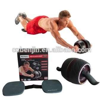 室内运动新AB卡弗健身腹部和手臂锻炼轮辊