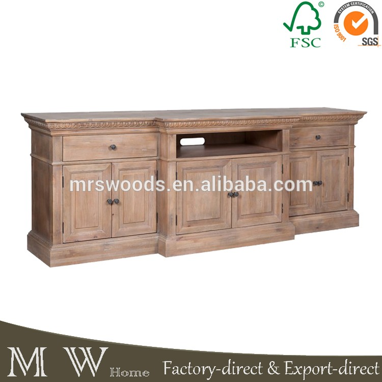 French Country Style Solid Wood