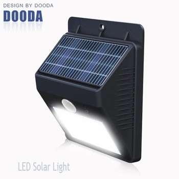 新型便携式感应集成太阳能led