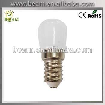 2w T26 E14 E12 LED冰箱冰箱灯泡光ST26 LED指示灯