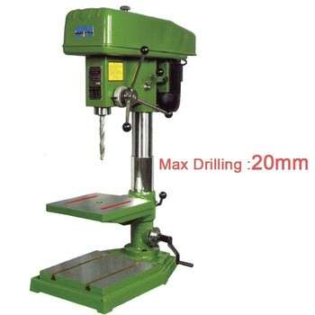 Small 380V Automatic Bench Vertical Hole Drilling Machine