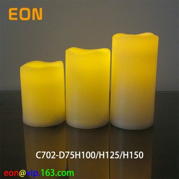 C702 3sets非常便宜的LED蜡烛