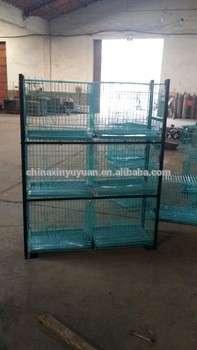 货架上的动物笼个性化定制