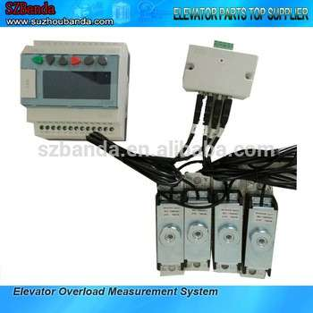 电梯部件/电梯超载测量系统/电梯轿厢测量系统