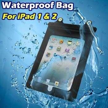 运动防水袋盒+耳机苹果ipad 2