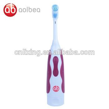 双刷头电动牙刷OEM电动牙刷成人
