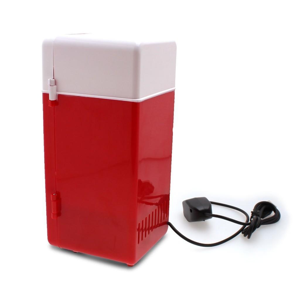 新型迷你USB冰箱可乐饮料饮料罐冷藏器冰箱冷藏车高质量冰箱