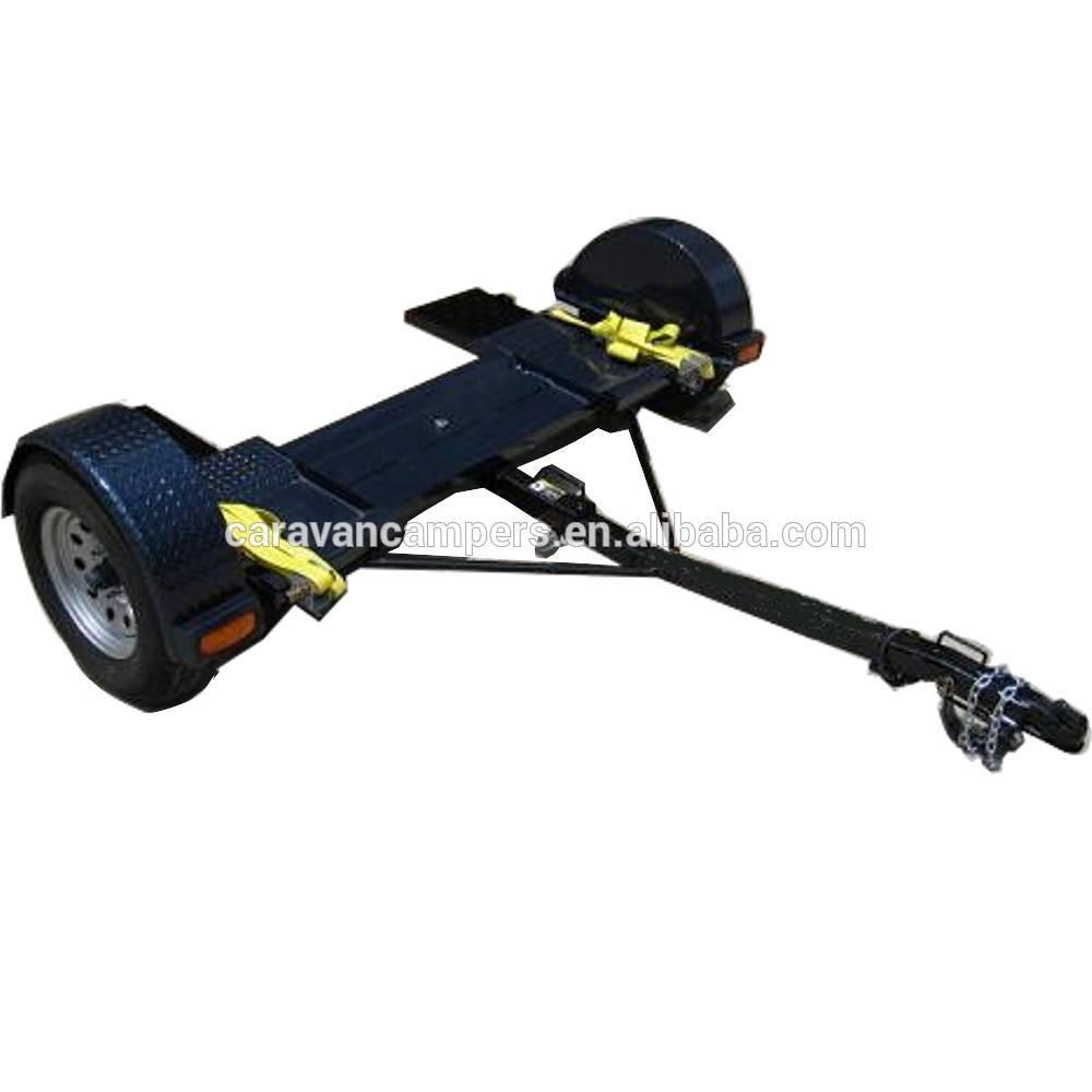 Assembled Custom Small Car Tow Dolly/ Car Trailer Utility
