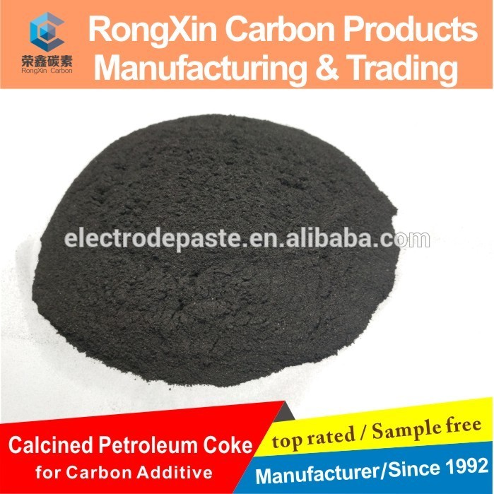 High Carbon Calcined Petroleum Coke/CPC Best Price for Carbon additive