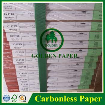 Best Quality Carbonless NCR Paper 60 gsm 50gsm 55gsm 70gsm 75gsm 80gsm