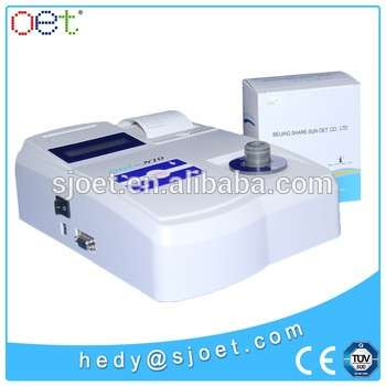 Medical product high sensitivity low price testing equipments with laboratory reagents