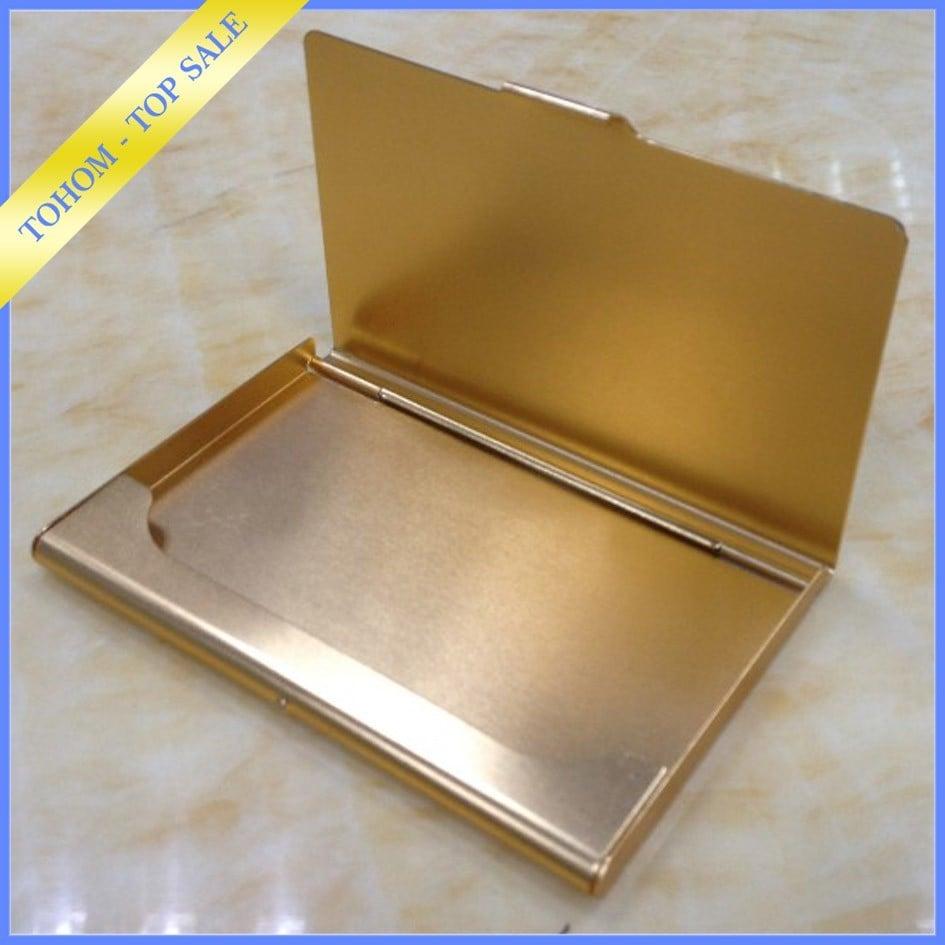 Wholesale aluminum business card holders