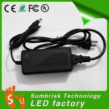 工厂批发价格12V 6A笔记本电源
