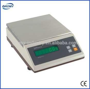 5kg电子天平实验室天平数字平衡重