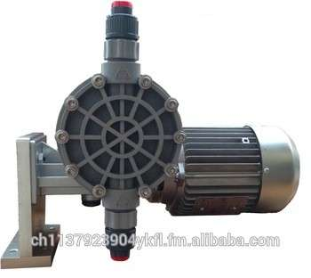 WIA mechanical diaphragm metering pump 180 L for filter aids
