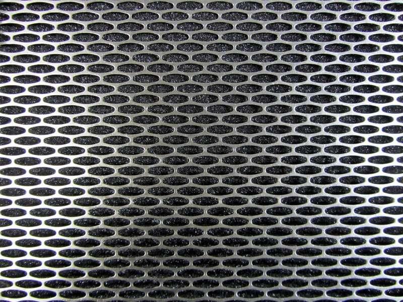 Steel Aluminum Plate Mesh