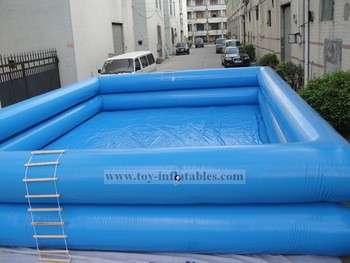 最热的特殊充气泳池产品