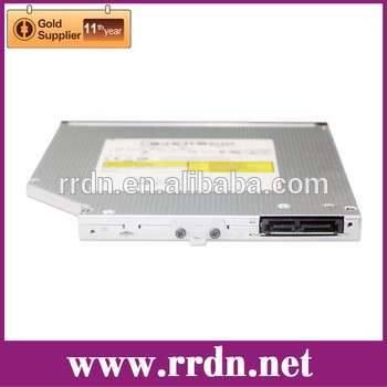 SATA笔记本DVD刻录机ts-t633a SATA 12.7mm槽负荷
