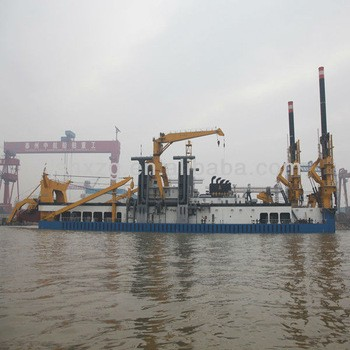 5000煤层气非自行式电动绞吸式挖泥船销售