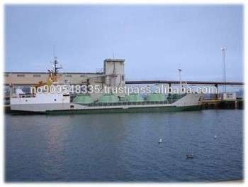 Good Quality Cement Carrier Used Cargo Ship (SBS 133)