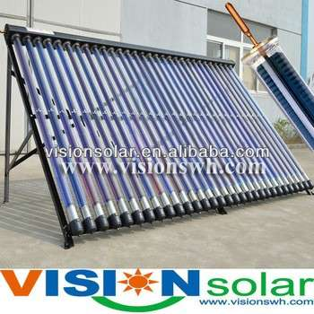超高效太阳能集热器的中国70mm shcmv
