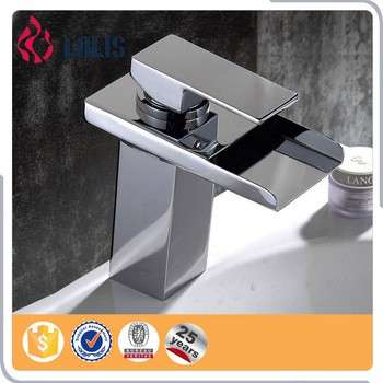 G007) Waterfall Bathroom Faucet,basin Faucet Manufacturer Wash Basin ...