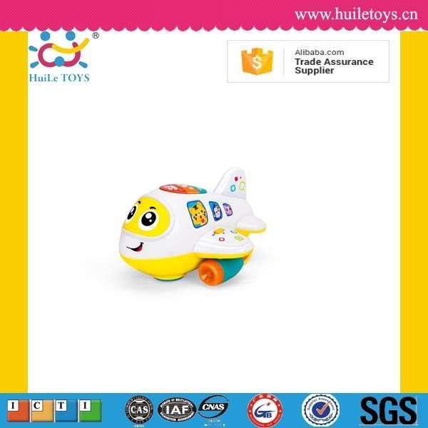 汇乐玩具批发玩具来自中国的小塑料玩具飞机EN71